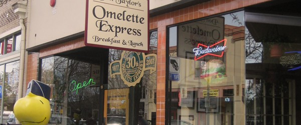 The Omelette Express isn't just a place to enjoy a late breakfast or lunch, it's a Sonoma County institution. If you live in Santa Rosa it's quite likely you've been...